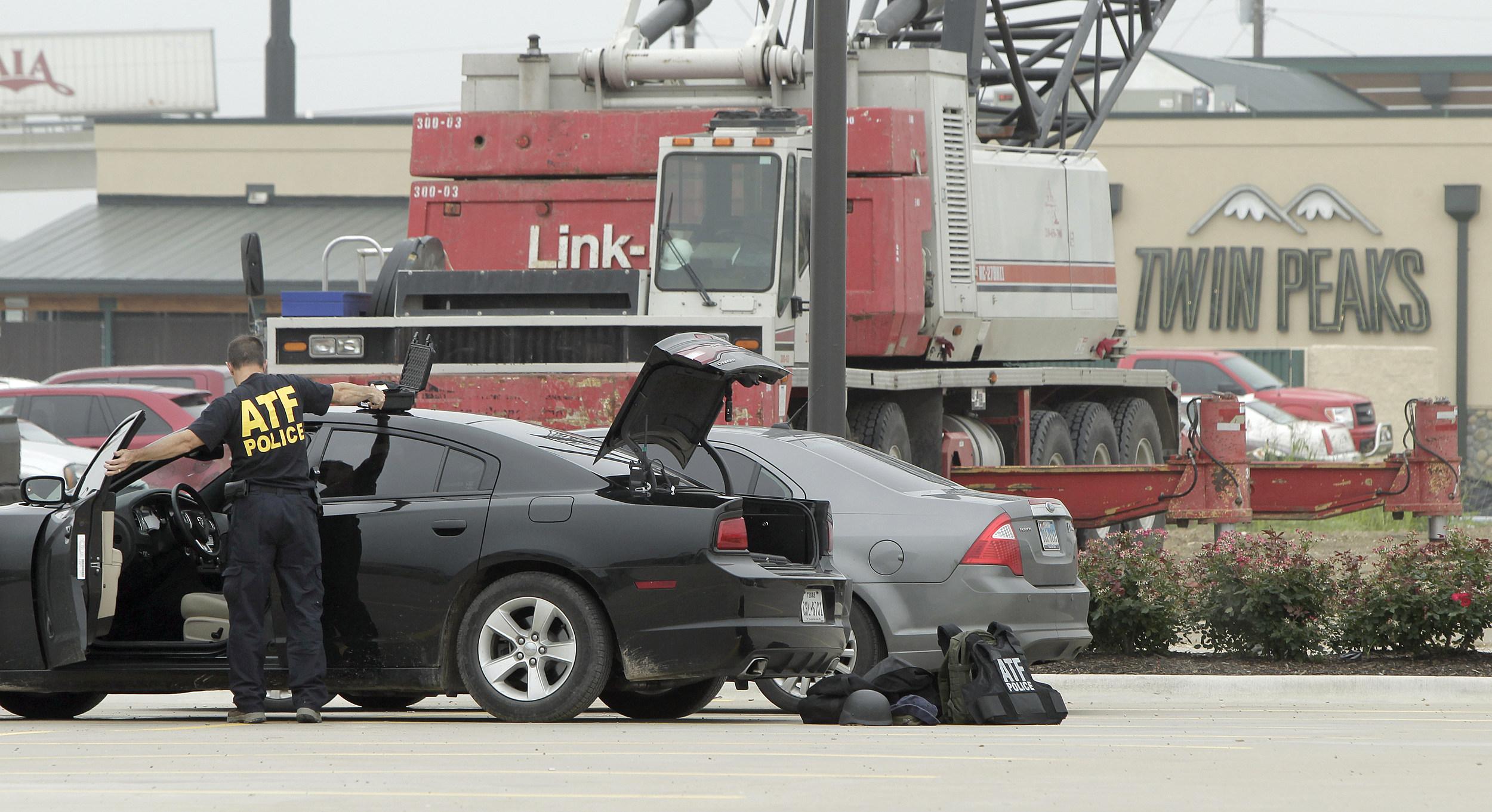 Nine Dead After Shootout Among Biker Gangs In Texas