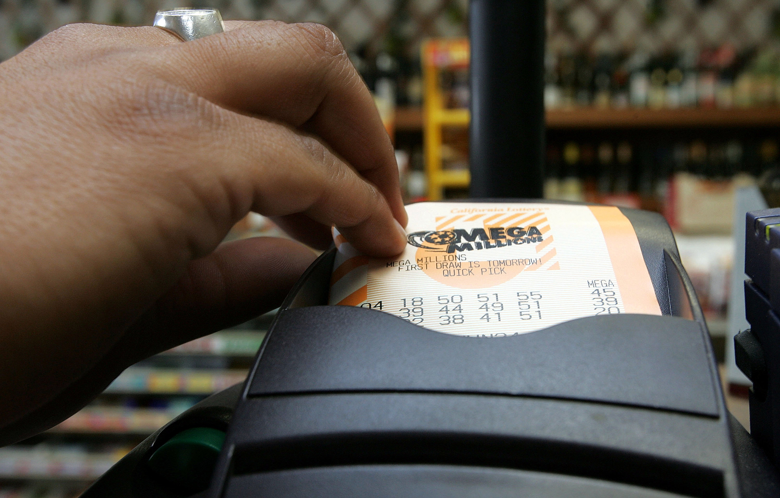 California Joins Mega Millions Lottery