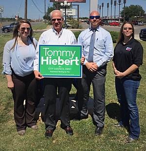 Tommy Hiebert